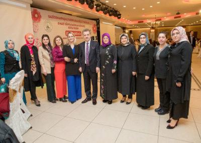 G.O.P Kadın ve Aile Hizmetleri Müdürlüğü 8 Mart Dünya Kadınlar Günü Etkinliği