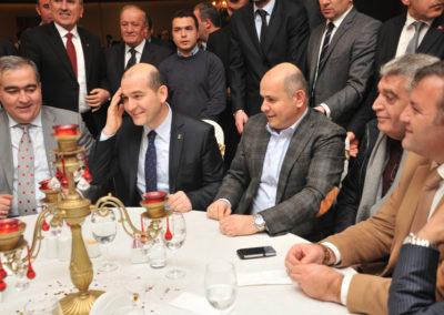 Ak Parti Seçim Kutlaması Süleyman Soylu