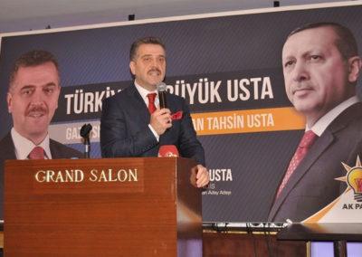 Hasan Tahsin Usta Aday Tanıtım Programı