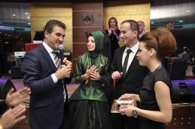 Şişli Belediye Başkanı Mustafa Sarıgül