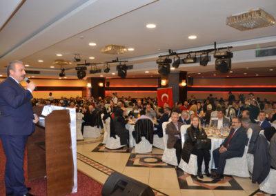 Anayasa Komisyonu Başkanı Prof. Dr. Mustafa Şentop