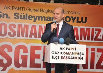 Başbakan Yardımcısı Süleyman Soylu
